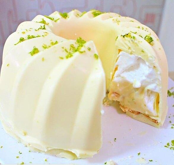 bombom gigante de torta de limão