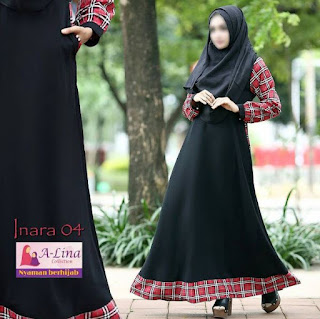 Gamis A-lina Collection Inara 04