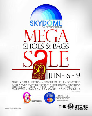 SM  MEGA SHOES and BAGS SALE