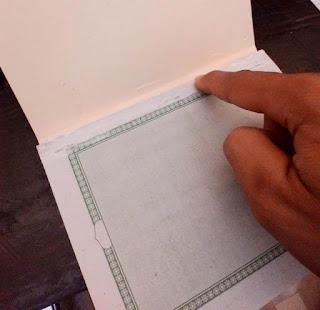 Cara Membuat Buku Yasin Sendiri Mulai dari Desain Cover, Jilid dan Finishing