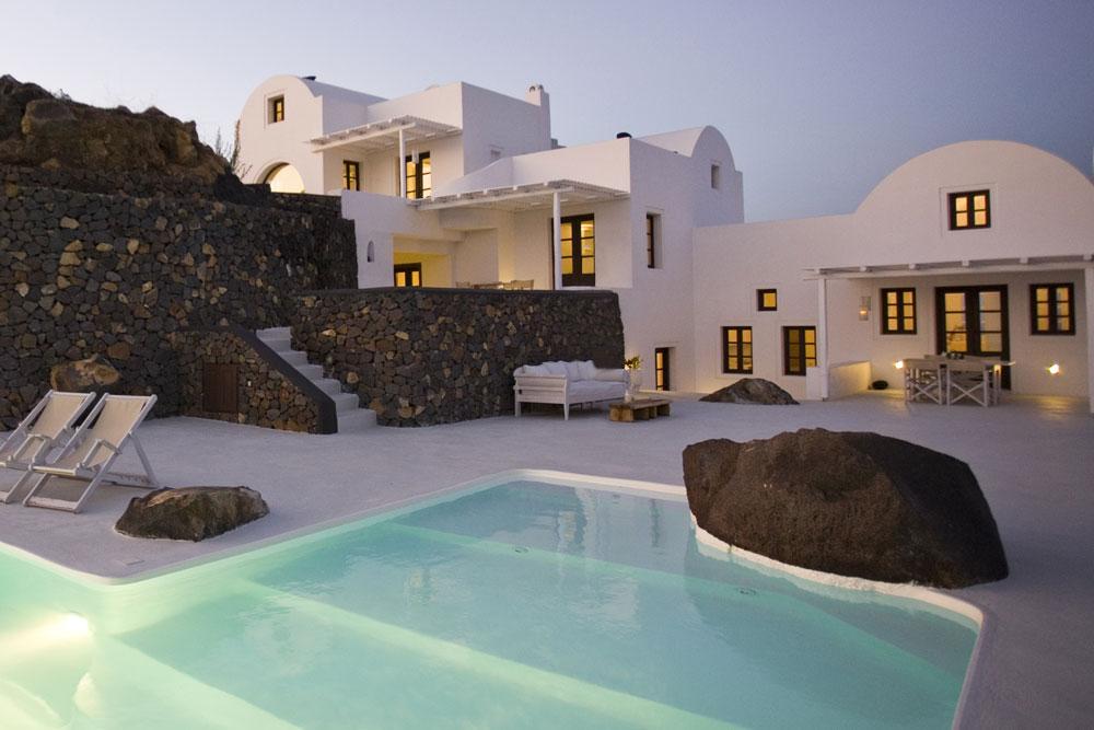 Greek Style Villa Homes