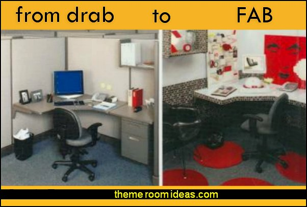 Office Cubicle Decorating Ideas
