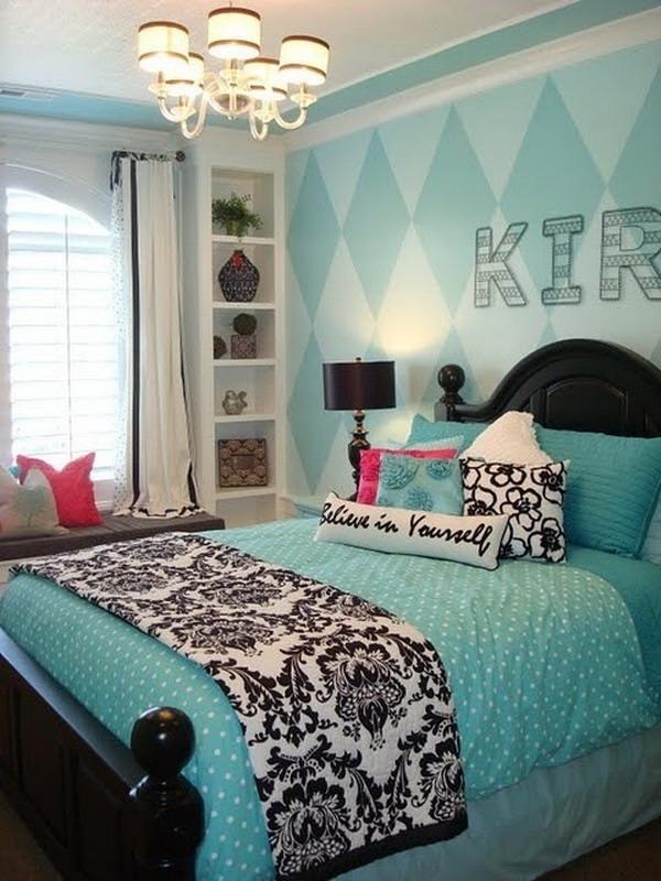 Women's Bedrooms Decorating Ideas 4