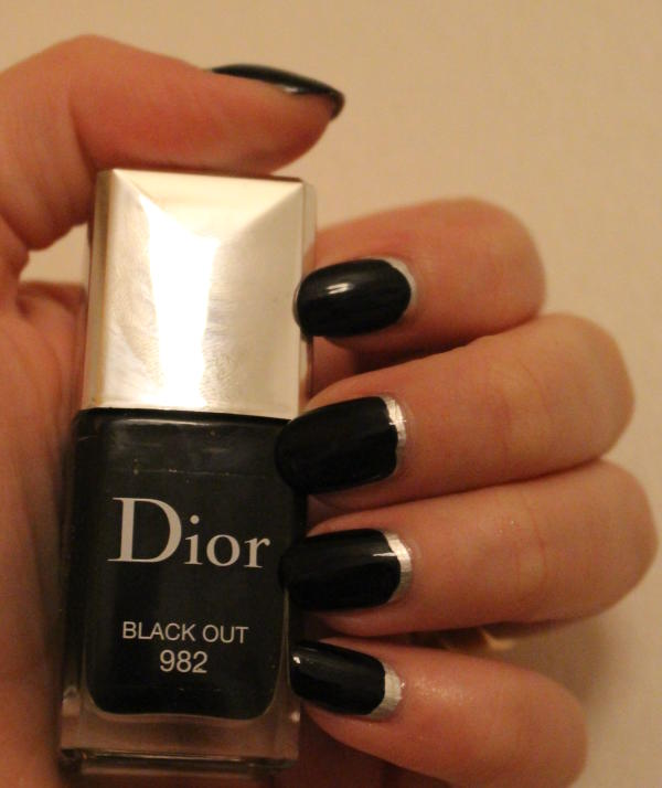 Dior Vernis Miroir och Black Out