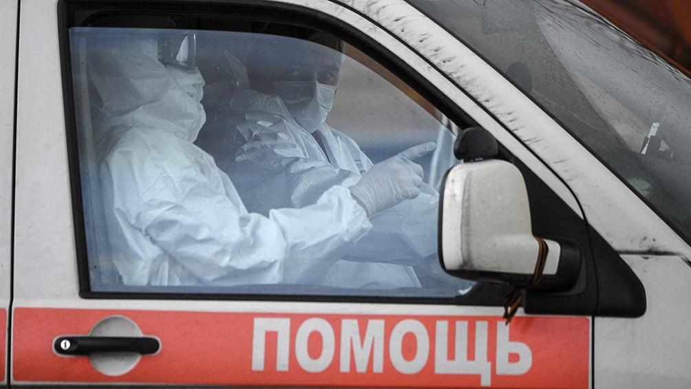 Coronavirus: Rusia registra más de 10.000 casos de coronavirus por tercer día consecutivo