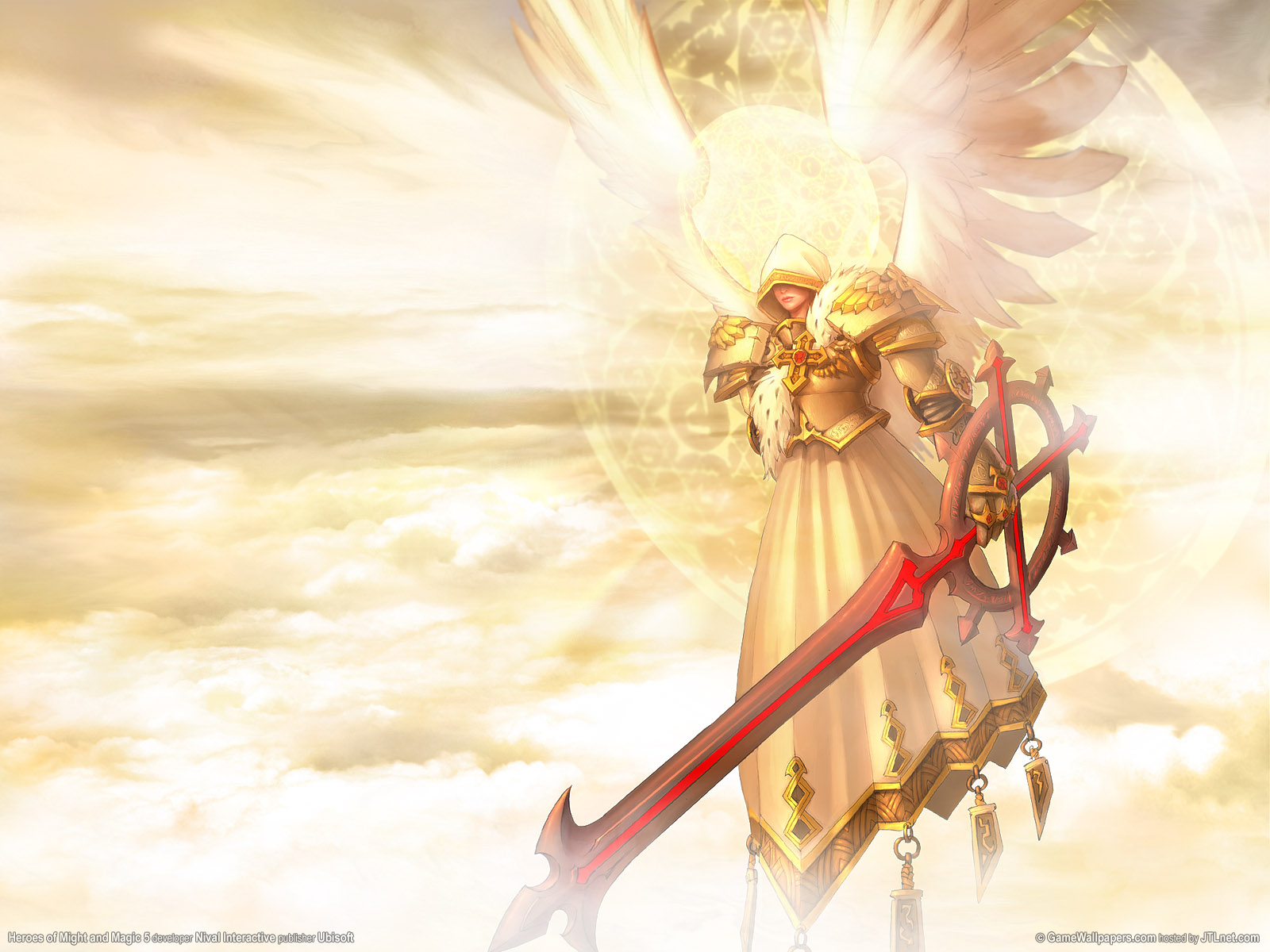 WALLPAPERS HD FREE - Angels, archangels.