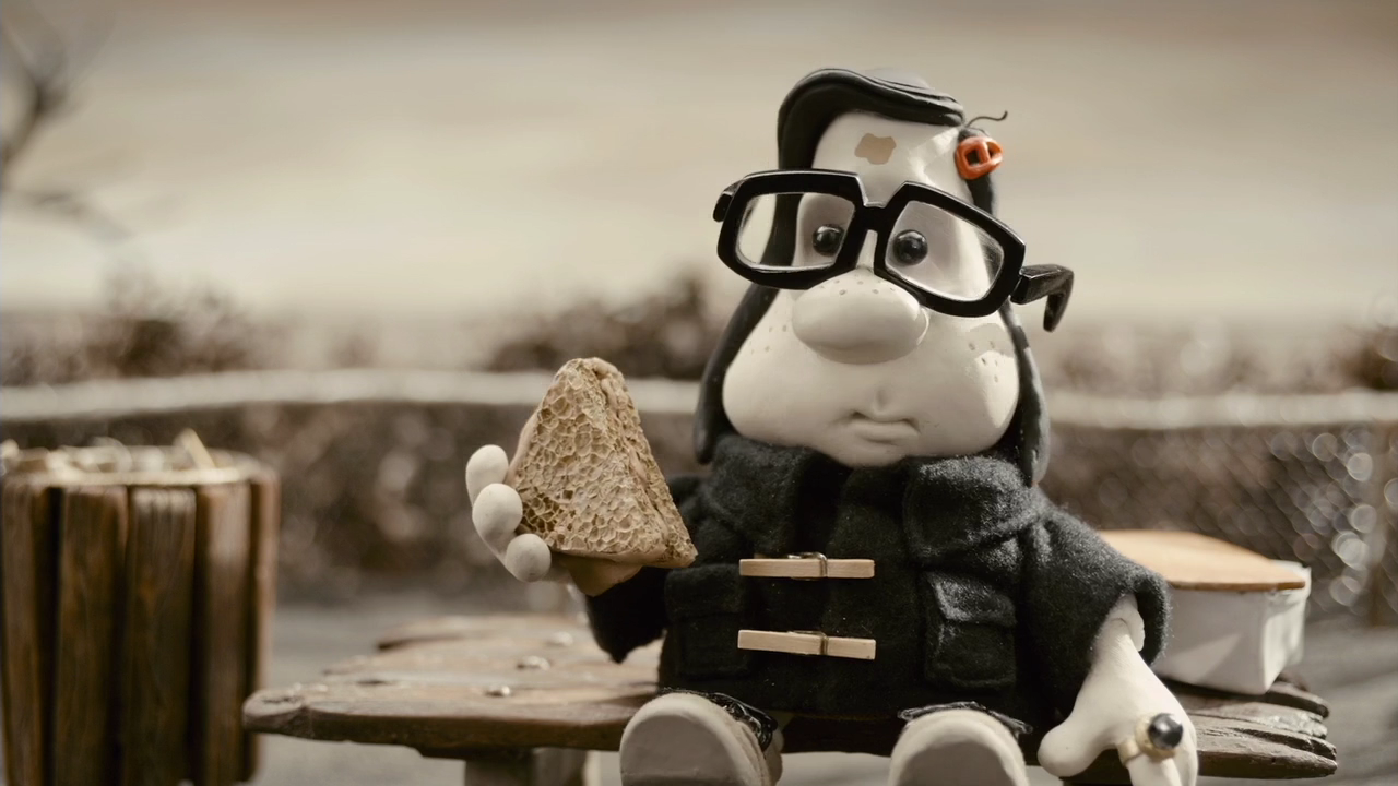 Alfie Gunter Computer Animation Arts Film Review Mary And Max Australia