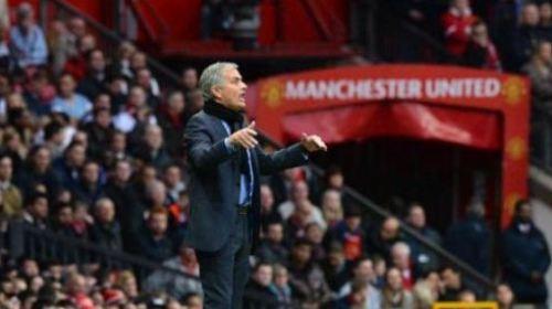 MourinhoTandatangani Kontrak Dengan Manchester United Jumat