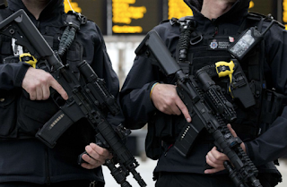 Terrorism In The UK Nearly Rrebles In The Last Five Years, New Study Reveals