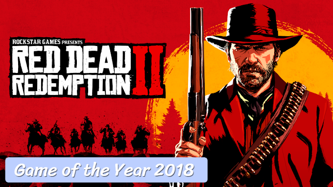 Game of the Year 2018: Red Dead Redemption 2