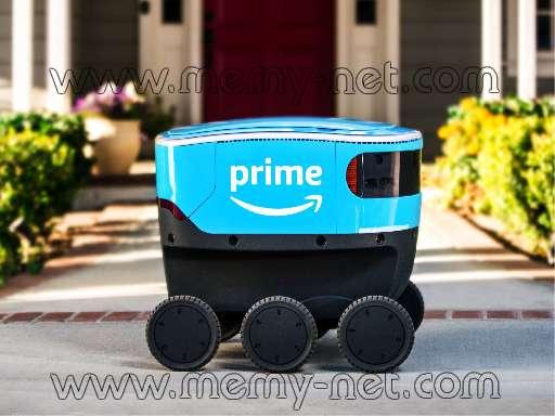 """أمازون تكشف عن روبوتها الجديد """"Amazon Scout"""""""
