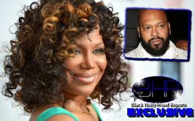 Suge Knight Reacts To New Michel'le Biopic That's In The Making
