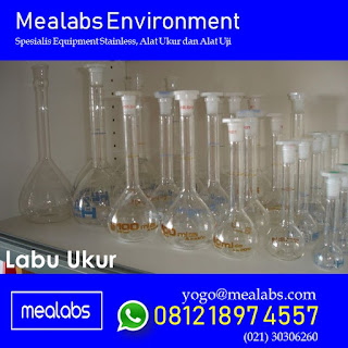 Labu Ukur (Volumetric Flask)
