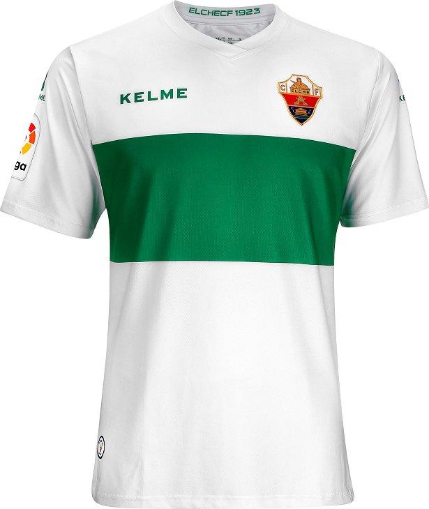dfcd2f1b39 Kelme apresenta as novas camisas do Elche - Show de Camisas
