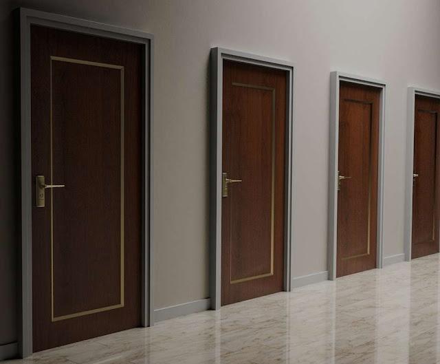 Tips Menentukan Ukuran Pintu