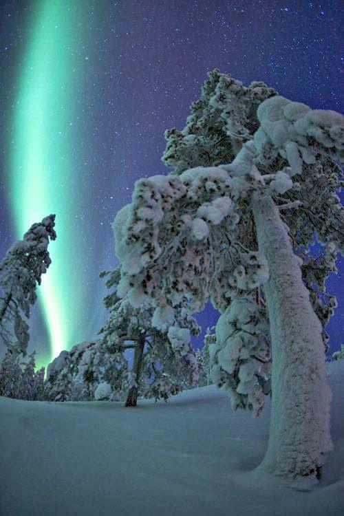 Lapland Finland Northern Lights