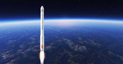 China Launched Satellite For Broadband Services