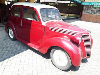 Dijual Mobil Tua Klasik Fiat Konde 1948 Siyaap Pakai , Mesin Kijang