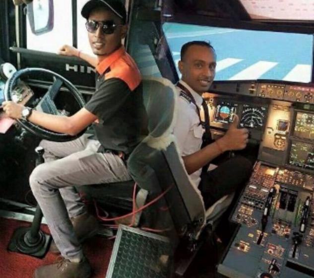 Tak Sangka Pemandu Bas Malaysia Mampu Menjadi Pilot Airbus