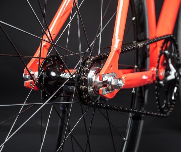 Black Label 6061 Bike