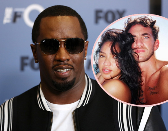 Diddy allegedly threatens to 'beat up' Cassie's new boyfriend for 'stealing her away from him'