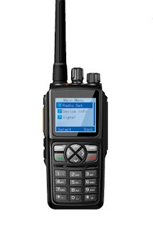 Demfas Aerosystems two-way radio
