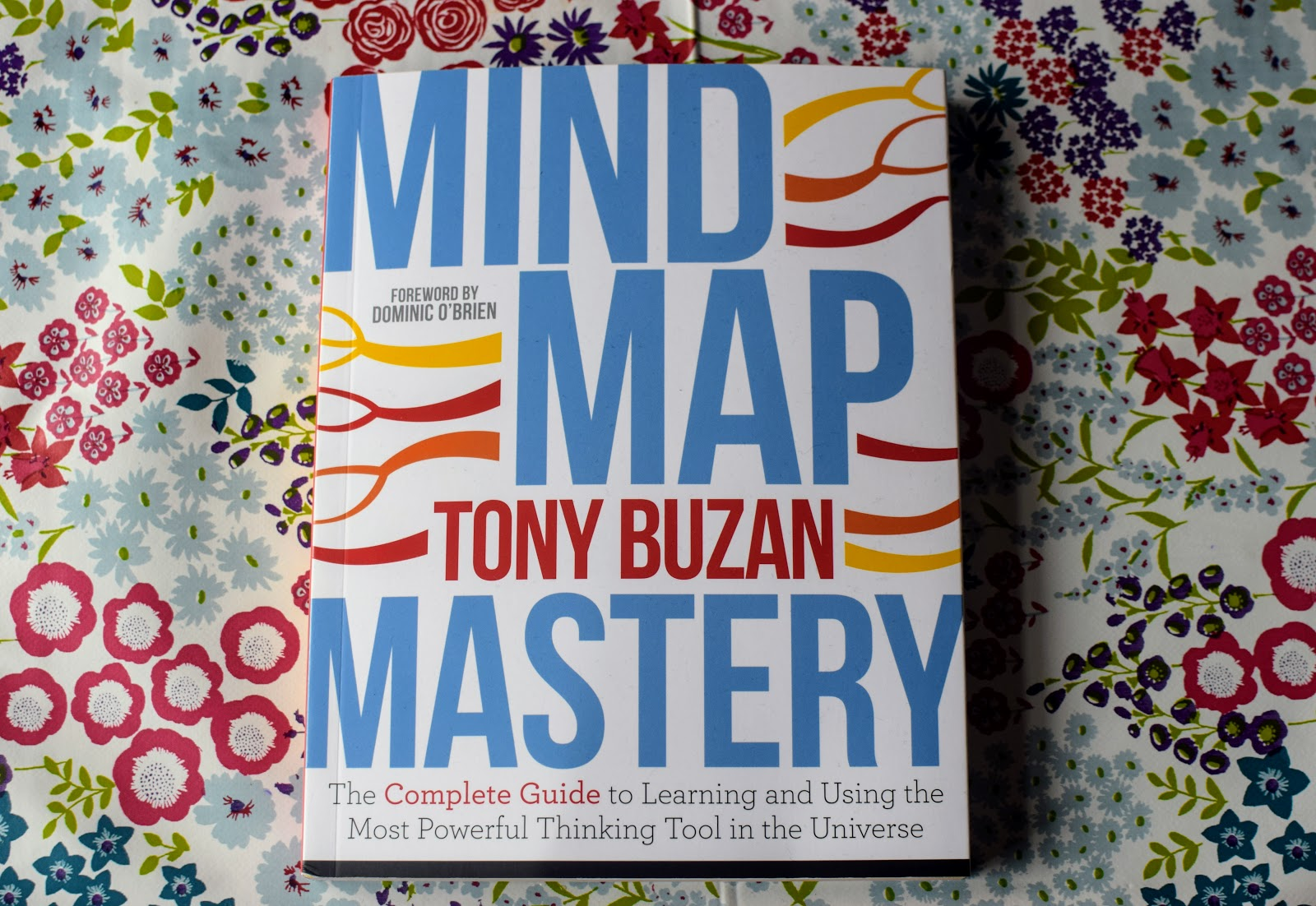 , Win a Copy of Mind Map Mastery by Tony Buzan