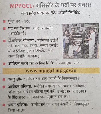 Today Latest Government Jobs