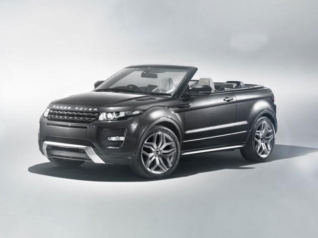 2013 Ranger Rover Evoque