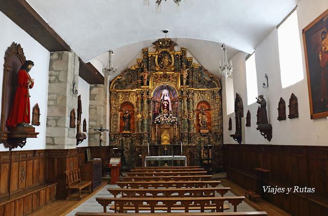 Iglesia de San Francisco, Viveiro, Lugo