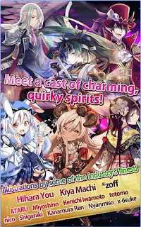Otogi Spirit Agents Mod Apk Free Shopping