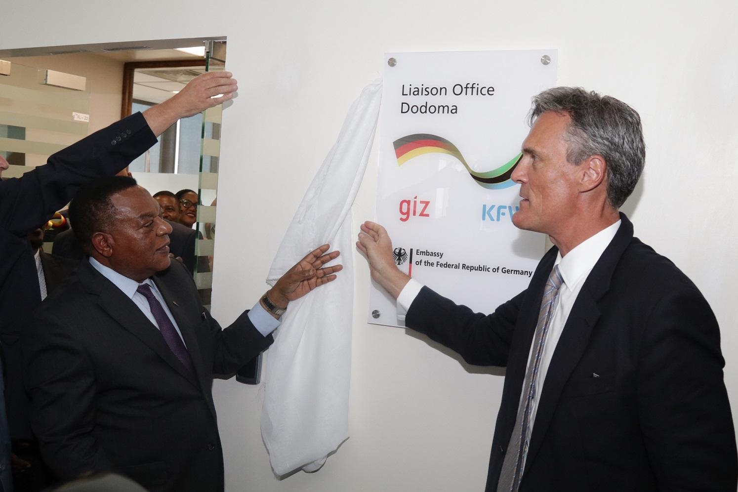 Ujerumani Ya KWANZA Kufungua Ofisi ya Ubalozi Dodoma