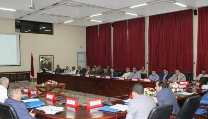 المجلس الاقليمي لأشتوكة أيت باها يعقد دورته الاستثنائية يوم 26 دجنبر 2018