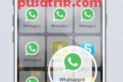 Mau bedakan Nomer Bisnis dan keluarga, Inilah cara Instal 2 WhatsApp dalam satu Perangkat