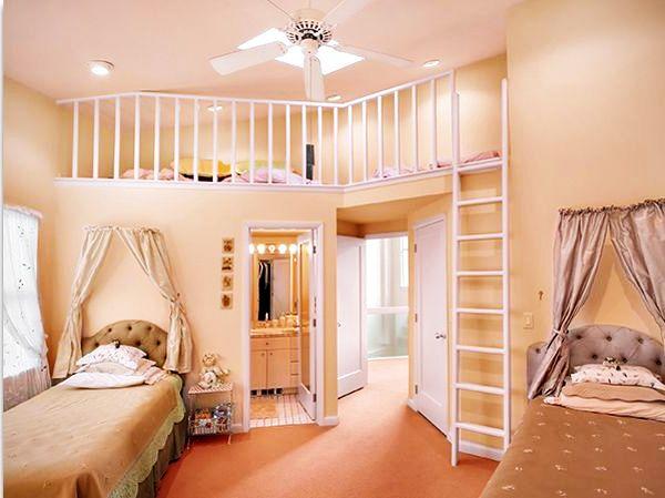 20 Kamar Tidur Perempuan yang Cantik