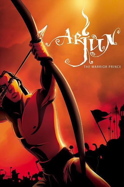 Arjun: The Warrior Prince (2012) Hindi DD5.1 720p HDRip 700MB ESubs