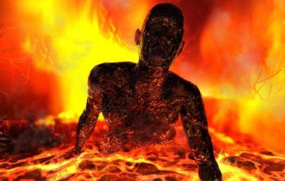 Di Akhirat, Orang Ini Penuhi Perutnya dengan Nyala Api Neraka