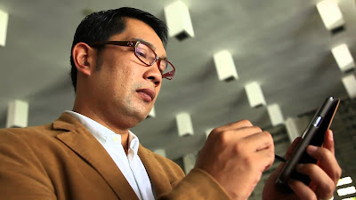 AMPG Usulkan Ridwan Kamil Duet Daniel Muttaqien