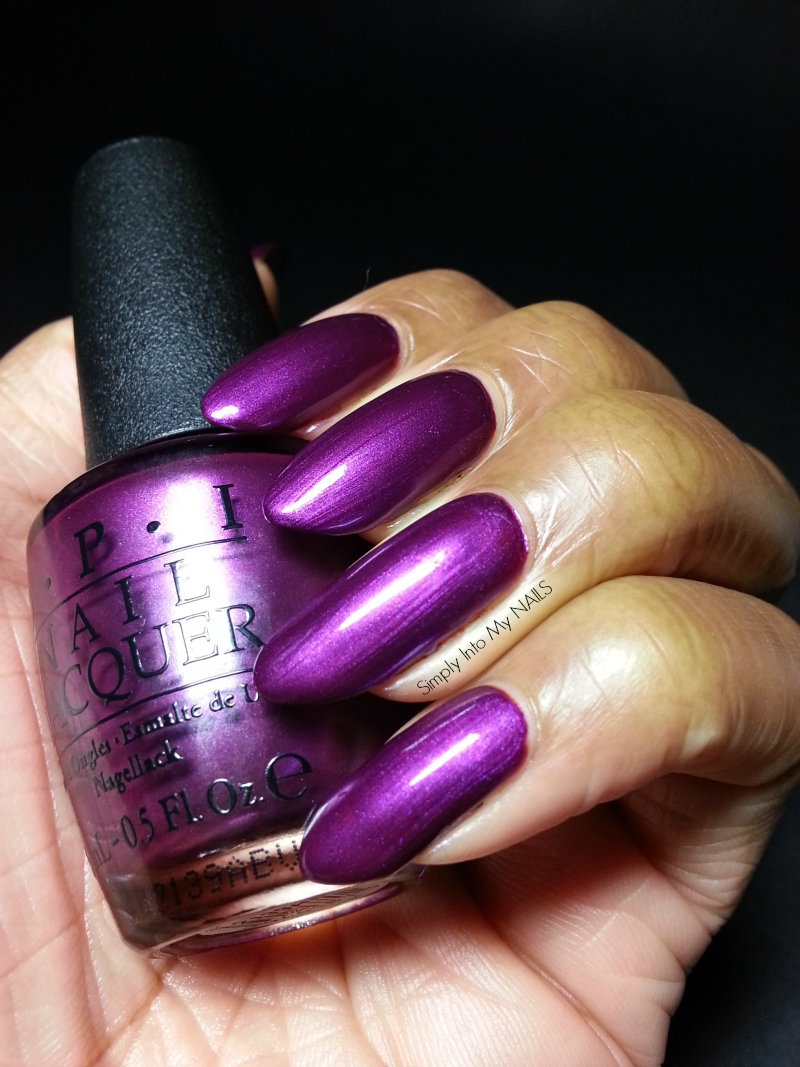 Suzi Amp The 7 Dusseldorfs By Opi Simply Into My Nails