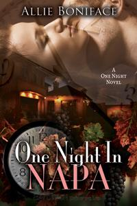 One Night in Napa by Allie Boniface