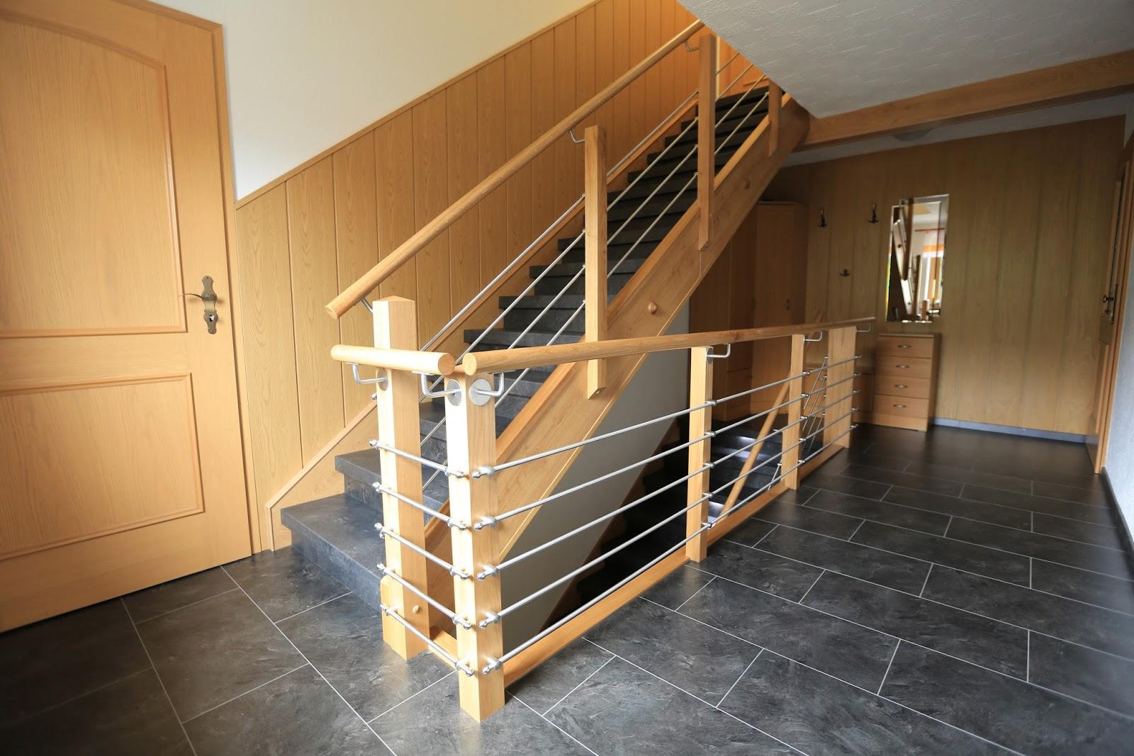 h k treppenrenovierung holztreppengel nder renovieren so geht es richtig. Black Bedroom Furniture Sets. Home Design Ideas