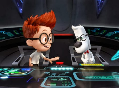 DreamWorks Animation's Mr. Peabody & Sherman