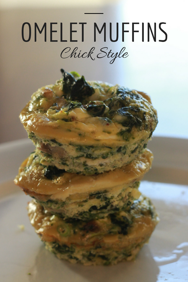 Image of Omelet Muffins Chick Style