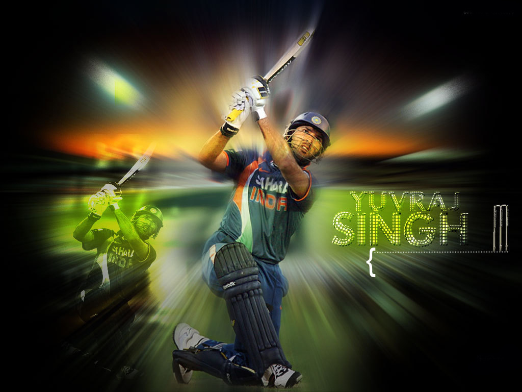 Yuvraj Singh Latest HD Walllpaper 2013 | All Cricket Stars