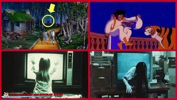 Empat Film Hollywood ini ada Penampakan Hantu Nyata