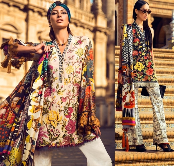 Élan Lawn Summer Collection 2017 with Price