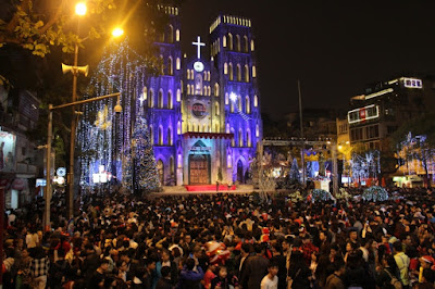 Vietnam among 8 Best Destinations for Christmas Holiday