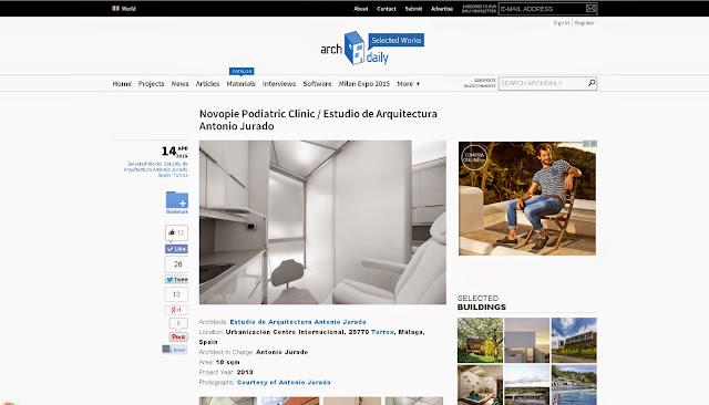 ARCHDAILY estudio de arquitectura antonio jurado