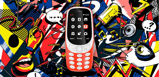 Get Ready For The Biggest Throwback of the Year: The New Nokia 3310