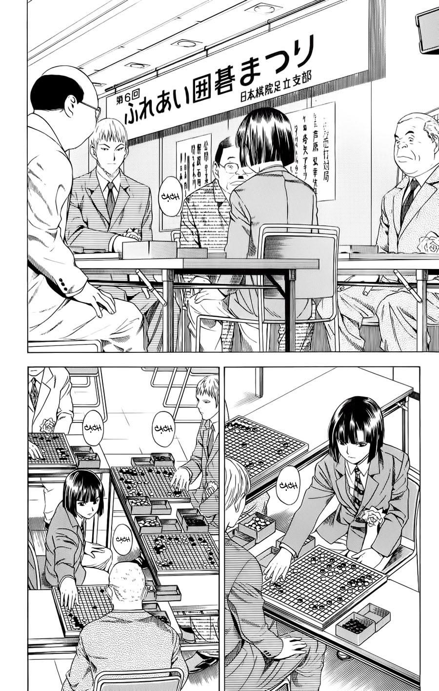 Hikaru No Go hikaru no go chap 72 trang 3